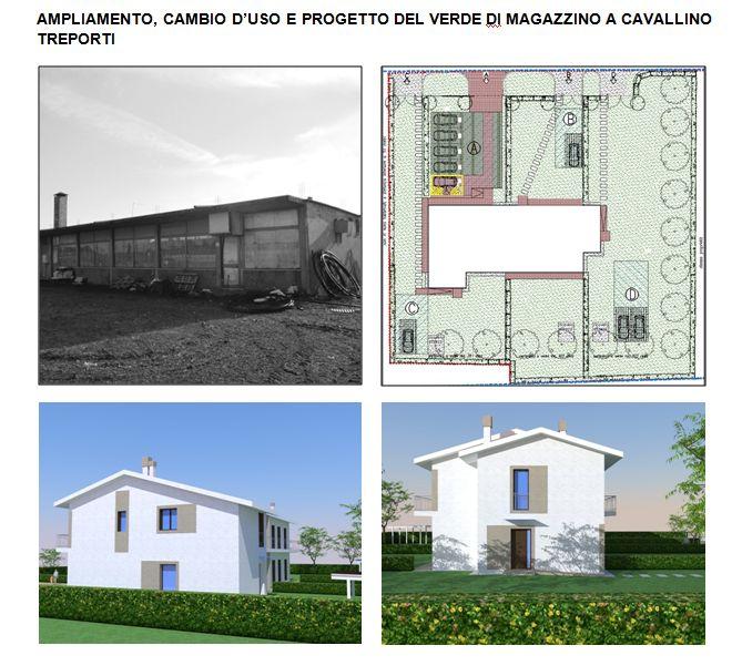 Paolo nardin architetto for Cambio destinazione d uso costi