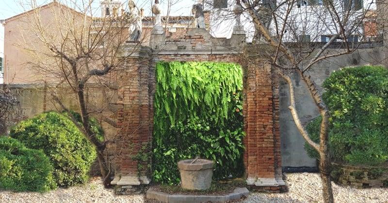 giardino storico Venezia